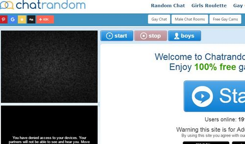 Webcam chat room sites